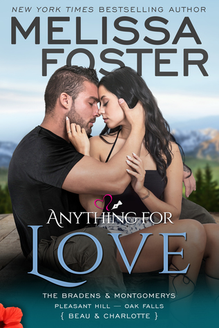 Blog Tour: Anything for Love by Melissa Foster (Excerpt & Giveaway)