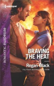 ARC Review: Braving the Heat by Regan Black