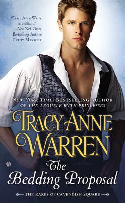 Author Visit: The Bedding Proposal by Tracy Anne Warren (Excerpt & Giveaway)