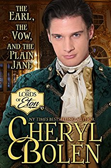 ARC Review: The Earl, the Vow, and the Plain Jane by Cheryl Bolen