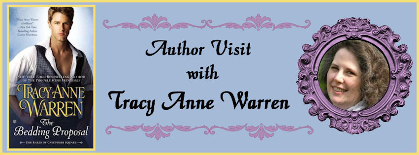 tracy anne warren