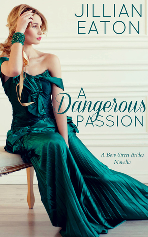 Author Visit: A Dangerous Passion by Jillian Eaton (Excerpt & Giveaway)