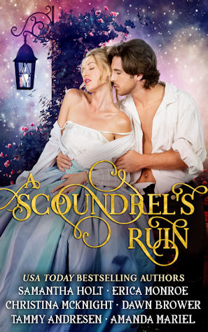Spotlight: A Scoundrel's Ruin by Christina McKnight (Giveaway)