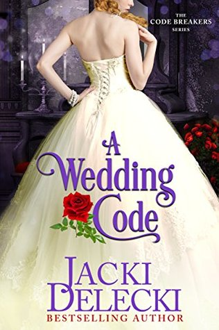 Author Visit: A Wedding Code by Jacki Delecki (Excerpt & Giveaway)