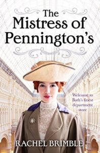 ARC Review: The Mistress of Pennington's by Rachel Brimble