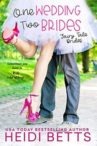 Blog Tour: One Wedding, Two Brides by Heidi Betts (Excerpt & Giveaway)