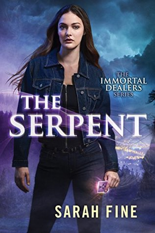 Release Tour: The Serpent by Sarah Fine  (Excerpt & Giveaway)