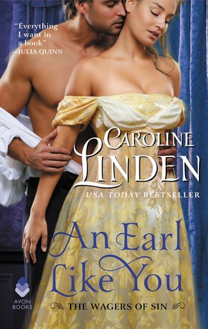 ARC Review: An Earl Like You by Caroline Linden