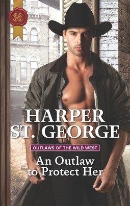 ARC Review: An Outlaw to Protect Her by Harper St. George