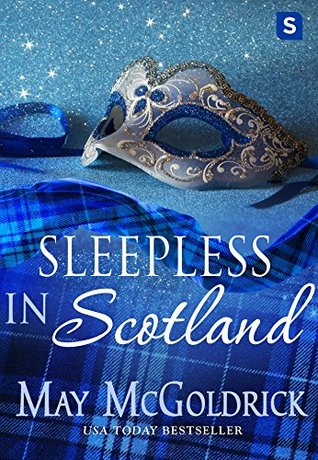ARC Review: Sleepless in Scotland by May McGoldrick
