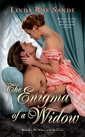 Blog Tour: The Enigma of a Widow by Linda Rae Sande (Excerpt & Giveaway)