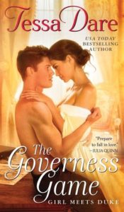 Blog Tour: The Governess Game by Tessa Dare (Excerpt, Review and Giveaway)