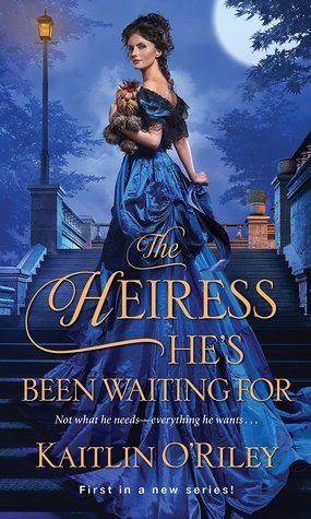 ARC Review: The Heiress He's Been Waiting For by Kaitlin O'Riley