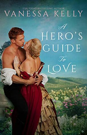 Author Visit: A Hero's Guide to Love by Vanessa Kelly (Excerpt & Giveaway)