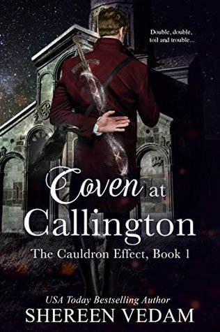 Blog Tour: Coven at Callington by Shereen Vedam (Excerpt & Giveaway)