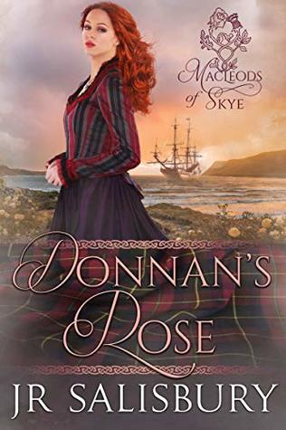 Blog Tour: Donnan's Rose by J.R. Salisbury (Excerpt & Giveaway)