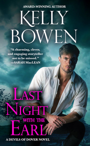 ARC Review: Last Night With the Early by Kelly Bowen