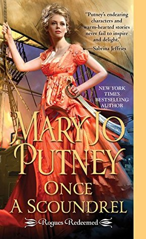 ARC Review: Once a Scoundrel by Mary Jo Putney