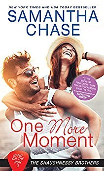 One More Moment (Band on the Run, #3) by Samantha Chase