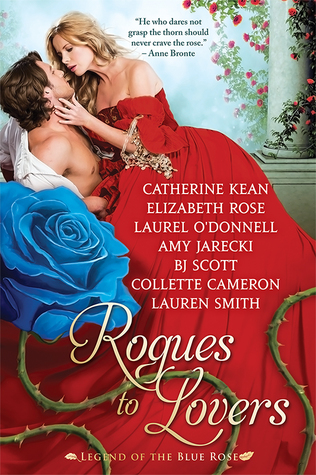 Author Event: Rogues to Lovers an Anthology (Excerpts and Giveaway)