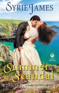 Blog Tour: Summer of Scandal by Syrie James (Excerpt, Guest Post, Author Q&A, & Giveaway)