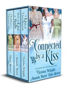 Release Blast: Connected by a Kiss by Christina McKnight (Excerpts & Giveaway)