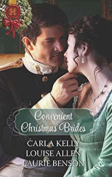 Author Event: Convenient Christmas Brides by Louise Allen