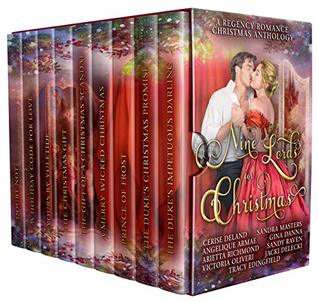 Author Event: 9 Lords of Christmas- An Anthology (Excerpts & Giveaway)