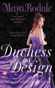 Blog Tour: Duchess by Design by Maya Rodale (Excerpt, Review & Giveaway)