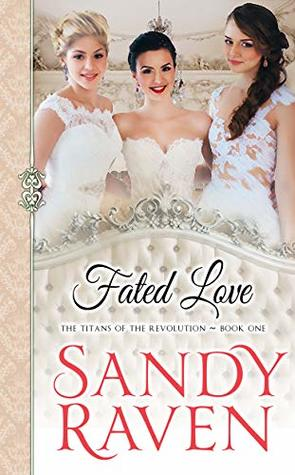 Author Visit: Fated Love by Sandy Raven (Excerpt & Giveaway)