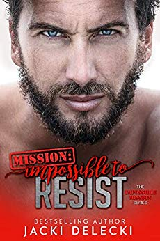 Author Visit: Mission: Impossible to Resist by Jacki Delecki (Excerpt & Giveaway)