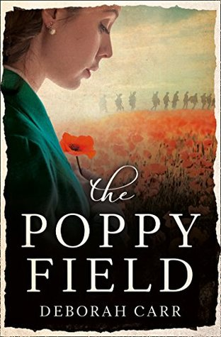The Poppy Field by Deborah Carr