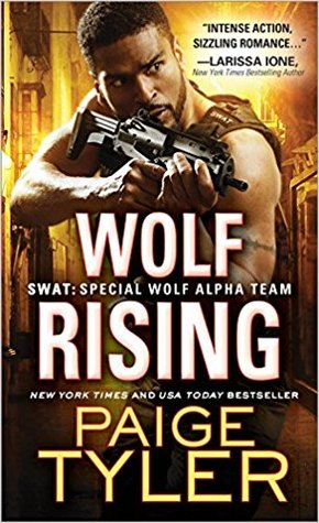 ARC Review: Wolf Rising by Paige Tyler