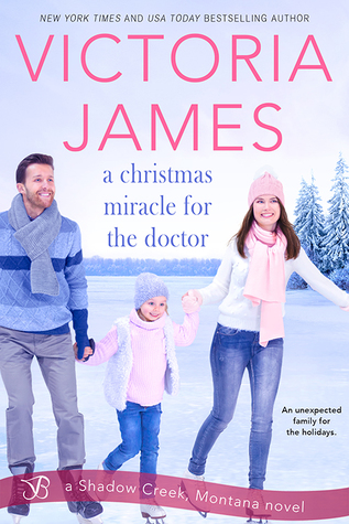 Blog Tour: A Christmas Miracle for the Doctor by Victoria James (Excerpt & Giveaway)
