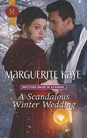 Author Visit: A Scandalous Winter Wedding by Marguerite Kaye (Excerpt, Review & Giveaway)
