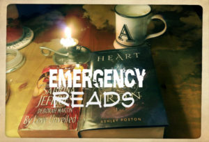 Saturday Discussion: Emergency Romance Novels?