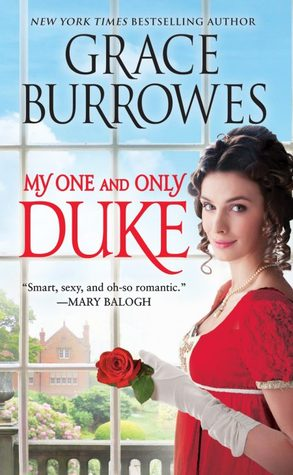 Author Visit: My One and Only Duke by Grace Burrowes (Excerpt, Review & Giveaway)