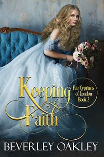 Blog Tour: Keeping Faith by Beverley Oakley (Excerpt & Giveaway)