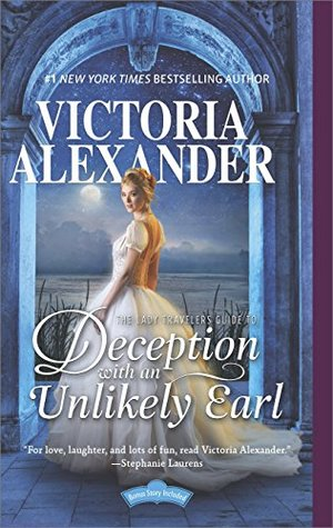 ARC Review: The Lady Travelers Guide to Deception with an Unlikely Earl by Victoria Alexander