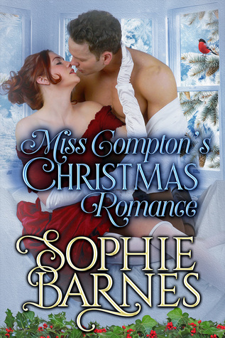 Blog Tour: Miss Compton's Christmas Romance by Sophie Barnes
