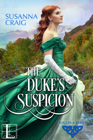 ARC Review: The Duke's Suspicion by Susanna Craig