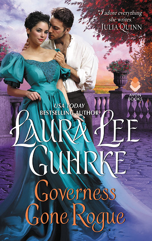 ARC Review: Governess Gone Rogue by Laura Lee Guhrke