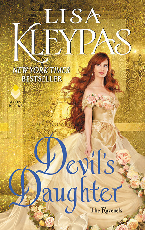 Blog Tour: The Devil's Daughter by Lisa Kleypas (Excerpt)