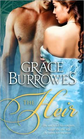 ARC Review: The Heir by Grace Burrowes
