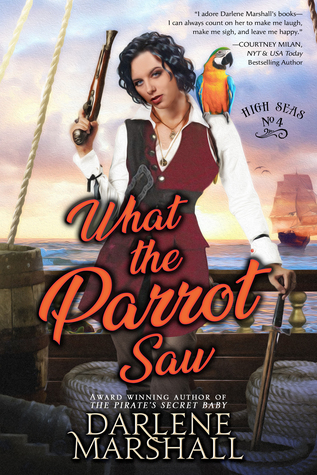 Release Blitz: What the Parrot Saw by Darlene Marshall (Excerpt)