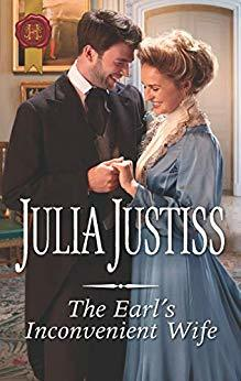 The Earl's Inconvenient Wife (Sisters of Scandal Book 2) by Julia Justiss