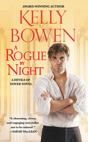A Rogue by Night (The Devils of Dover, #3) by Kelly Bowen