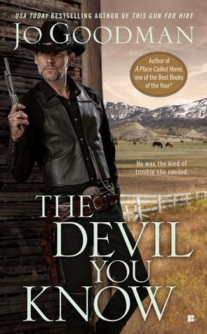 The Devil You Know (McKenna Brothers, #2) by Jo Goodman